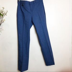 Banana Republic | Logan Blue Trouser Pant